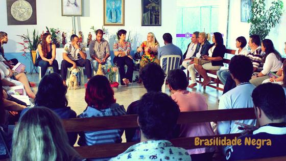 Título do blog Brasilidade Negra