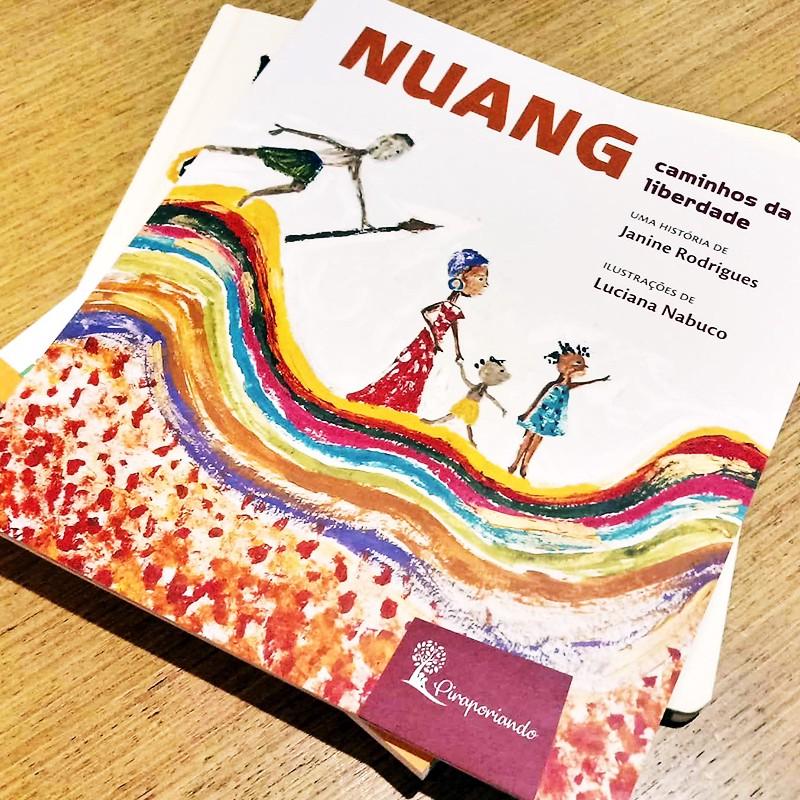 livro Nuang – Caminhos da Liberdade
