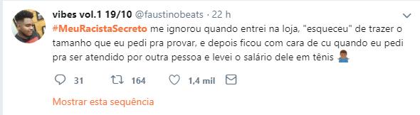#MeuRacistaSecreto3